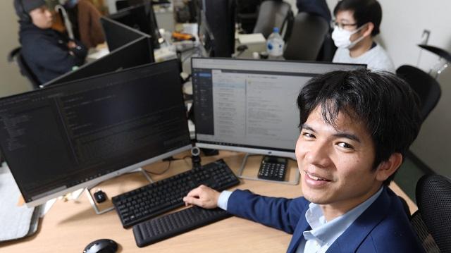 Chủ tịch Hachix Nguyen Cong Thanh. Ảnh: Nikkei