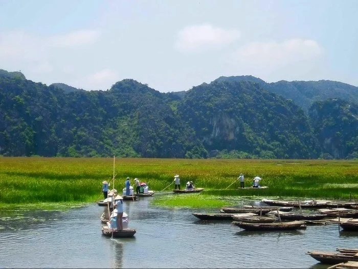 Khu du lịch Kênh Gà - Vân Trình có vai trò gắn kết với quần thể danh thắng Tràng An và khu sinh thái Vân Long.
