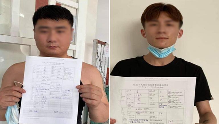 Bình Dương: Truy tìm 2 người Trung Quốc bỏ trốn khỏi khu cách ly
