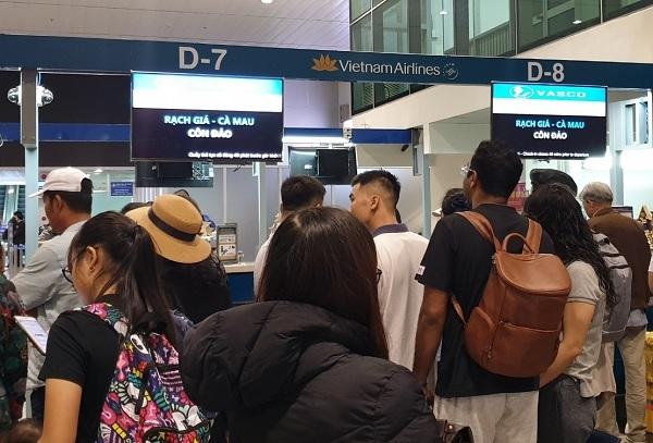 Các hãng hàng không nội địa kỳ vọng việc kiểm soát dịch tốt, khách sẽ đi lại đông đúc vào cao điểm hè 2021