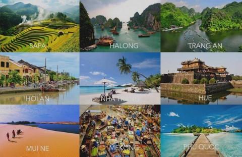 """Ngành Du lịch qua một năm thực hiện """" Chiến lược phát triển du lịch Việt Nam đến năm 2030"""""""