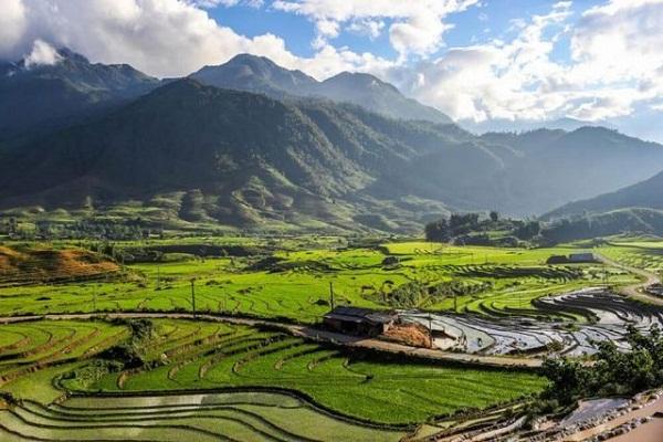Phát triển nông nghiệp gắn với du lịch sinh thái để nâng cao giá trị gia tăng. Ảnh: Internet