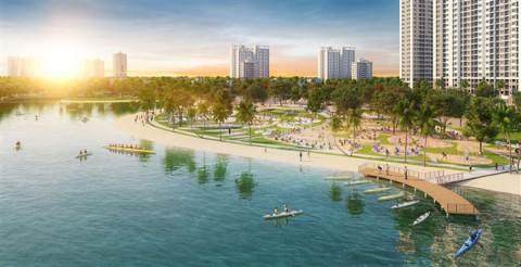 Vinhomes sẽ ra mắt 3 dự án lớn trong năm 2021