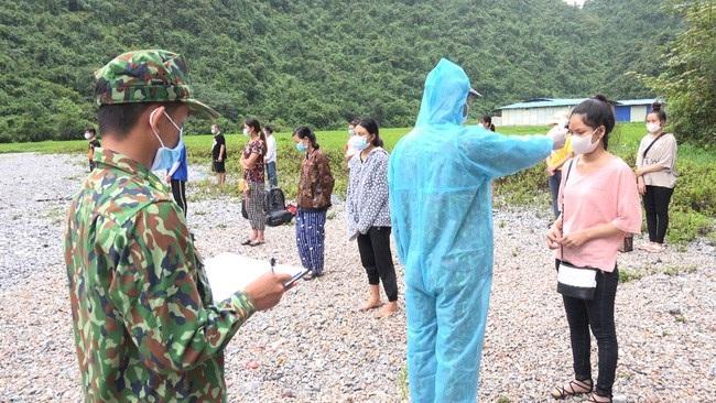 Kiên Giang: Duy trì hoạt động các chốt phòng, chống dịch khu vực biên giới