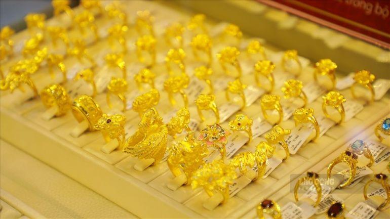 Giá vàng ngày 22/2: Sau ngày vía Thần tài, giá vàng tiếp tục giảm