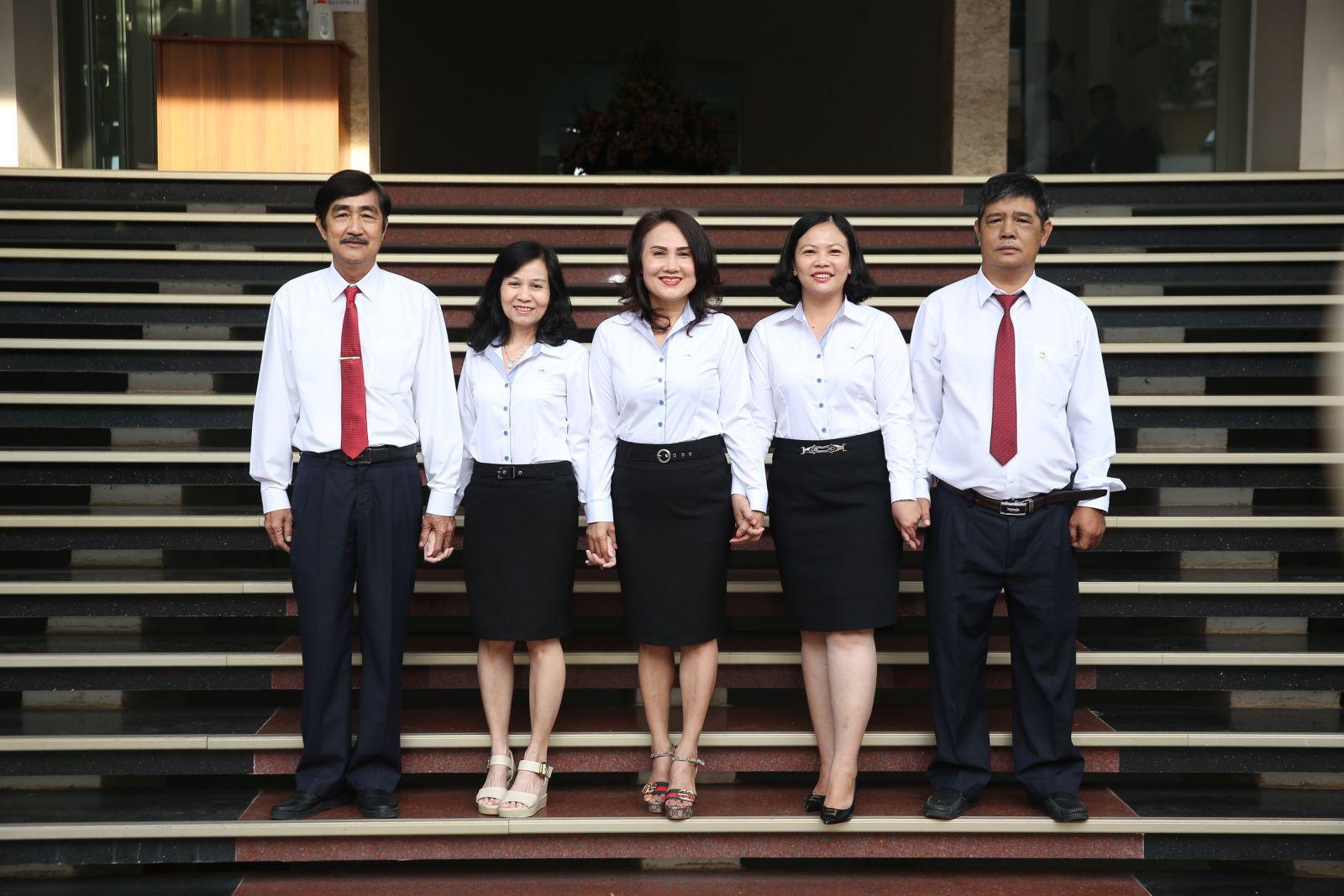 Ban lãnh đạo Công ty