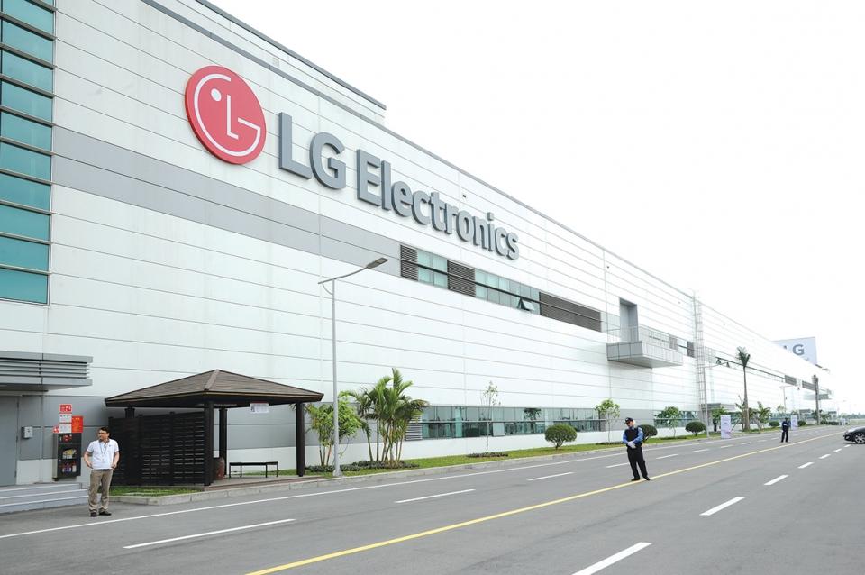 Nhà máy LG