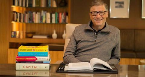 Lời khuyên và cách đọc sách của các tỷ phú trên thế giới