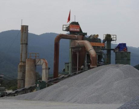 Hà Tĩnh yêu cầu Công ty 484 trả lại đất Dự án trạm trộn bê-tông nhựa