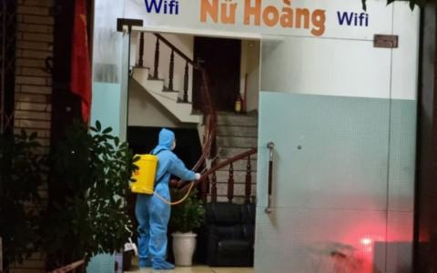 Hạ Long: Phong tỏa tạm thời một nhà nghỉ do không tuân thủ phòng, chống dịch Covid-19