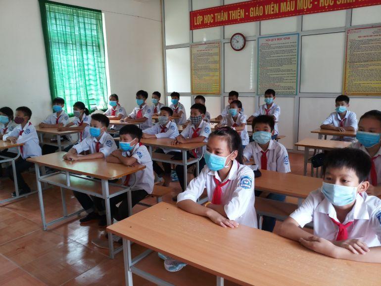 Phú Thọ: Chủ động mọi công tác cho học sinh đi học trở lại sau Tết