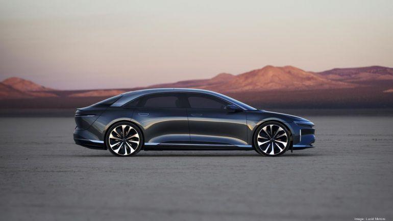 Lucid Motors đối thủ của Tesla được định giá cao nhất với startup xe điện