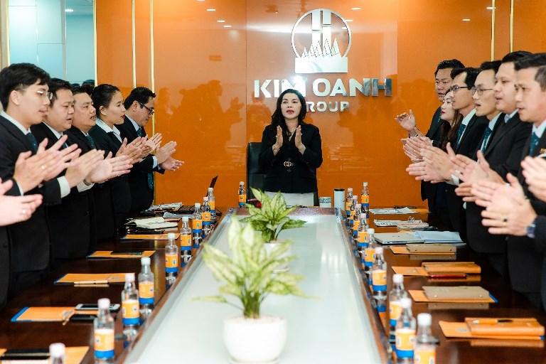 Kim Oanh Group công bố chiến lược tạo đột phá trong năm 2021