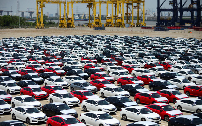 Việt Nam đã nhập khẩu hơn 11.000 ô tô nguyên chiếc kể từ đầu năm 2021