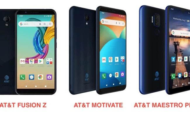 Một mẫu điện thoại nằm trong kế hoạch bán tại Mỹ của công ty VinSmart
