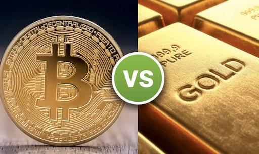 Cuộc chạy đua của vàng và Bitcoin