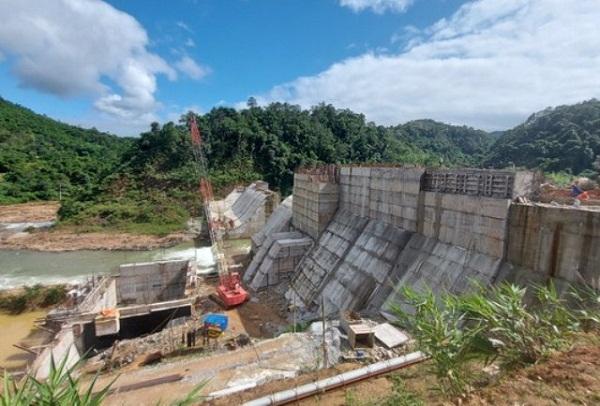 Con Cuông (Nghệ An): Lập đoàn liên ngành kiểm tra việc bảo vệ môi trường Dự án thủy điện Suối Choang