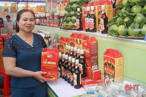 Nước mắm Hà Tĩnh nâng tầm thương hiệu, niềm tin cho người tiêu dùng