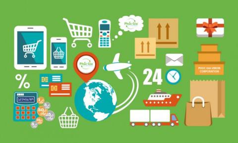 Xu hướng của thương mại điện tử Việt Nam trong năm 2021