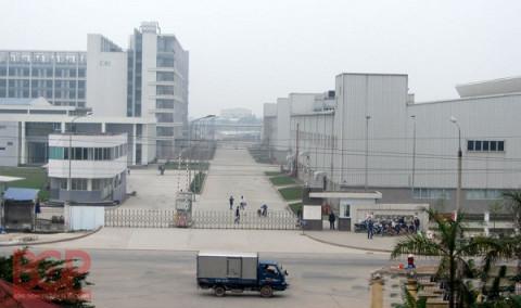 Bổ sung mới và điều chỉnh quy hoạch phát triển các khu công nghiệp trên địa bàn tỉnh Bắc Giang
