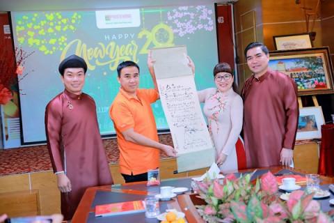 Phúc Khang Corporation: Kiến tạo cộng đồng, giữ gìn bản sắc văn hóa dân tộc trong dịp xuân Tân Sửu 2021