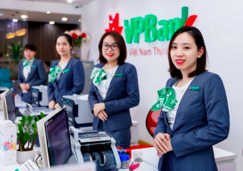 VPBank lọt Top 250 ngân hàng giá trị nhất toàn cầu