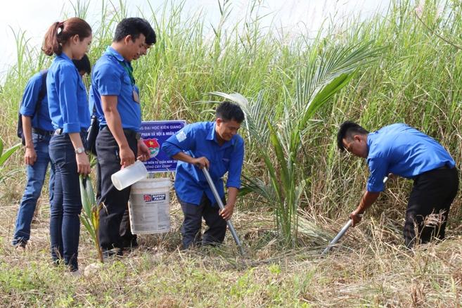Khởi động Tháng Thanh niên tỉnh Kiên Giang năm 2021