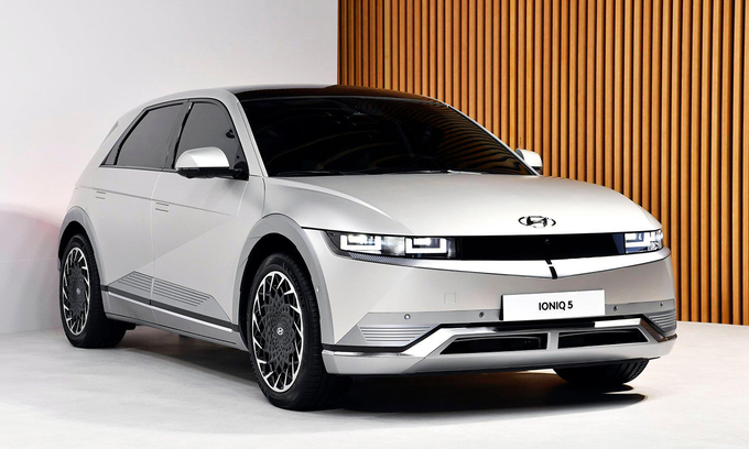 Hyundai Ioniq 5 2022: Dòng xe chạy điện, cơ chế sạc siêu nhanh