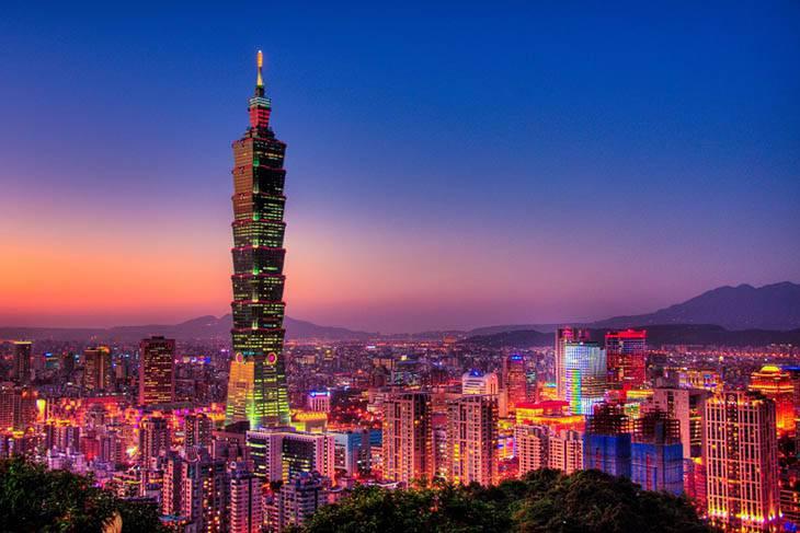 Đài Loan được điểm tên là nền kinh tế nổi bật của châu Á năm 2020
