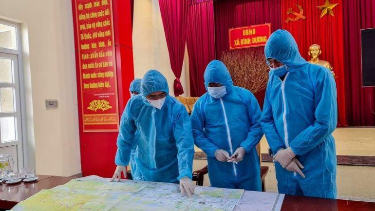 Ngày Thầy thuốc Việt Nam 27/02: Những chiến sỹ áo trắng nơi tuyến đầu chống dịch tại Quảng Ninh