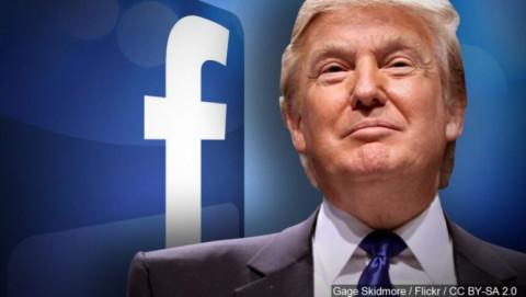 Cựu Tổng thống Mỹ Donald Trump đòi Facebook mở lại tài khoản