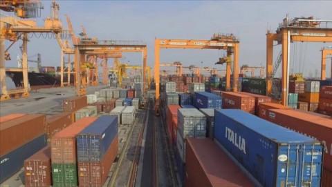 Top nhóm hàng xuất khẩu tỷ USD tháng đầu năm 2021