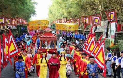 Giỗ tổ Hùng Vương năm 2021 sẽ vẫn tổ chức nhưng không có phần hội