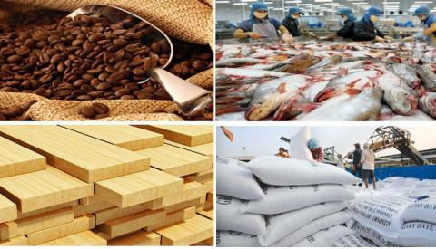 Khuyến khích, hỗ trợ doanh nghiệp xuất khẩu sản phẩm nông lâm thủy sản mang thương hiệu của Việt Nam