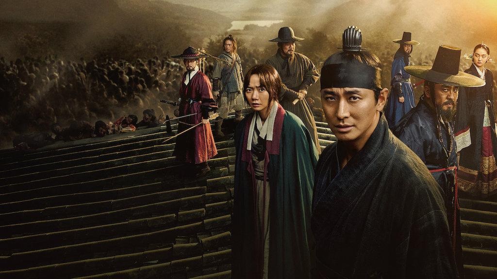 Kingdom-series Zombie hàng đầu Châu Á
