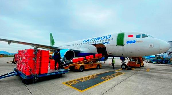 Bamboo Airways tiếp tục sẵn sàng vận chuyển vaccine COVID-19 về Việt Nam