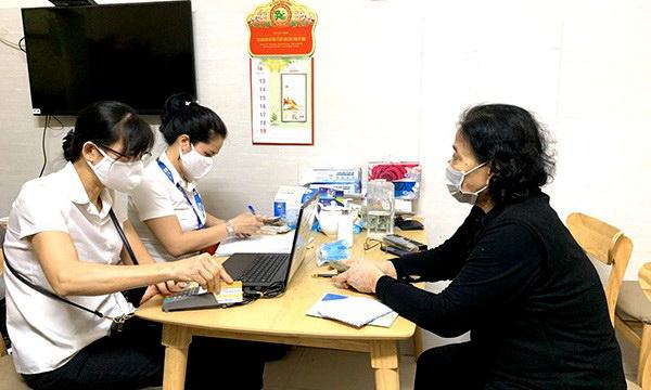 Bảo hiểm xã hội thành phố Hà Nội đảm bảo quyền lợi cho người dân mùa dịch COVID-19