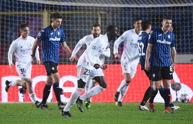 Atalanta 0-1 Real Madrid: Real Madrid nắm giữ lợi thế tương đối lớn trước khi bước vào trận lượt về