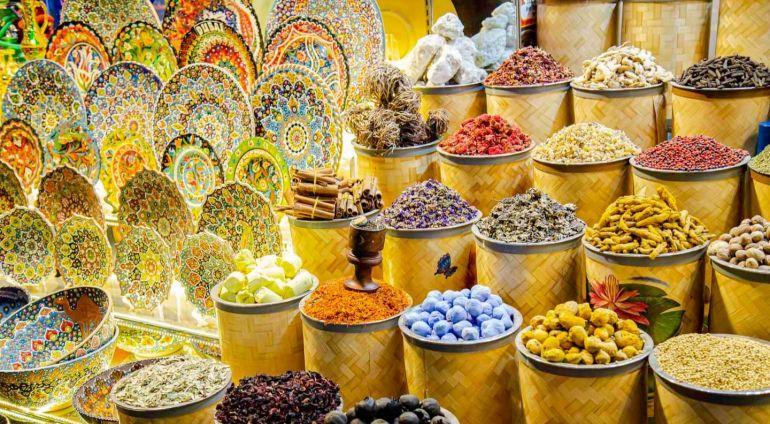 Những khu chợ gia vị nổi tiếng trên thế giới