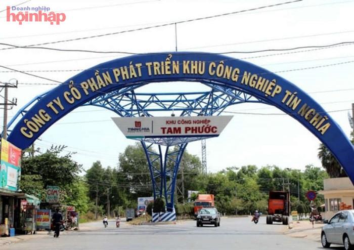 Khu công nghiệp Tam Phước, Biên Hòa