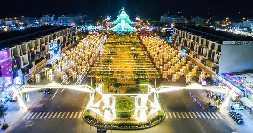 Khu đô thị Phú Cường góp phần thay đổi diện mạo thành phố Rạch Giá (Kiên Giang)