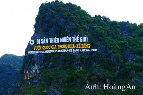 Vườn Quốc gia Phong Nha - Kẻ Bàng: Một năm vượt khó