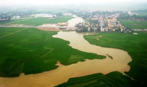Dự báo nguy cơ thiếu hụt nguồn nước trên các lưu vực sông Bắc Bộ