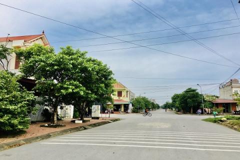 """Quê nghèo đổi thay từ Dự án Nghi Sơn - Bài 1: Khu tái định cư như một """"thành phố thu nhỏ"""""""