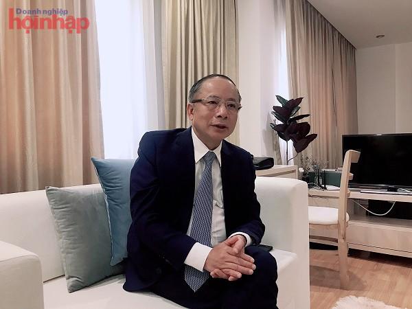 TS. Nguyễn Văn Thân - Chủ tịch VINASME