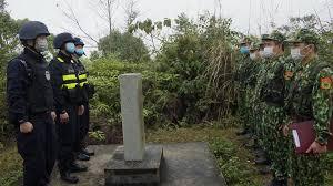 Lào cai: Bộ đội biên phòng phối hợp tuần tra thi hành pháp luật trên biên giới.
