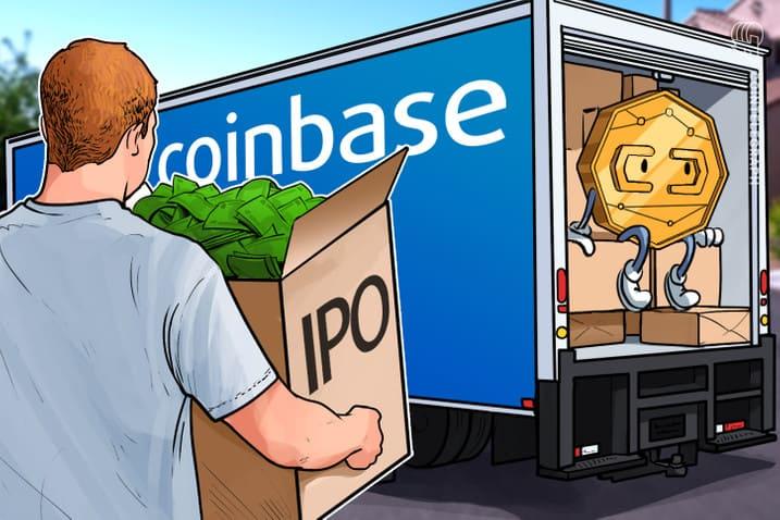 Coinbase – Công ty trao đổi tiền điện tử sẽ được niêm yết công khai trên sàn Nasdaq