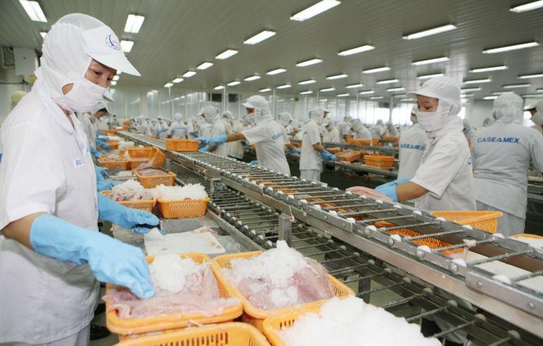 697 doanh nghiệp thủy sản đủ điều kiện xuất khẩu thủy sản vào Đài Loan