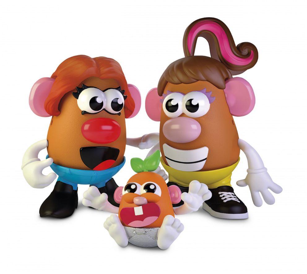 Gia đình Potato Head phiên bản mới