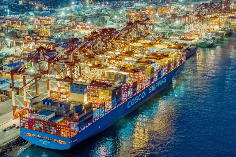 Thương mại toàn cầu phục hồi trở lại sau đại dịch Covid-19